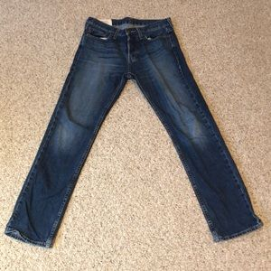 Medium wash Holister Jeans